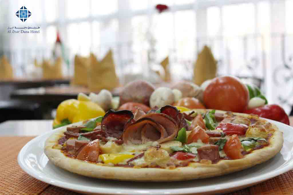 Special Pizza - December 2016 pizza of the Month at Pizzeria Italiana